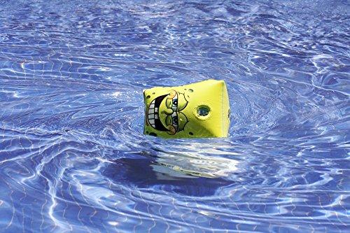 Home Comforts Laminated Poster Water Sponge Bob Pool Swirl Sleeve Celeste Poster Print 11 x 17