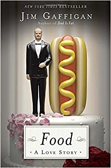 Image result for food a love story book cover