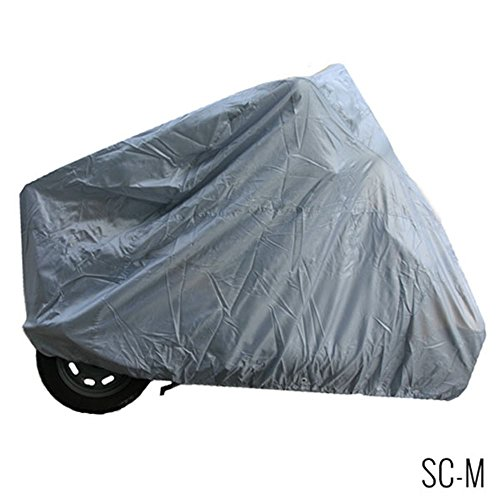 Black Widow Rage Powersports SC-M Scooter and Moped Cover