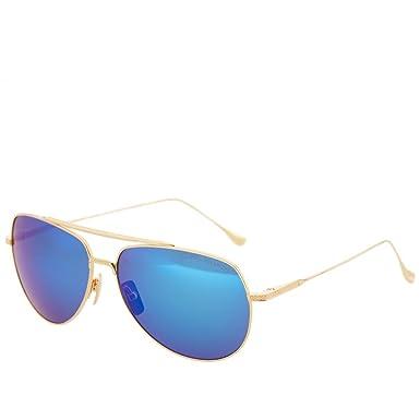 4eec058160a4 Amazon.com  Dita Flight.004 7804-C 7804C 18K Gold Fashion Aviator ...