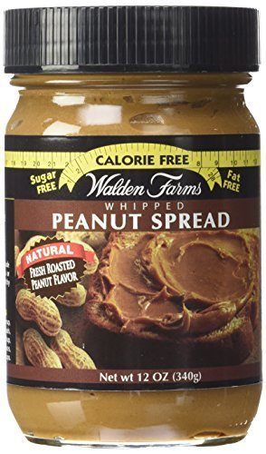Walden Farms, Peanut Spread Calorie-Free, 12-Ounce