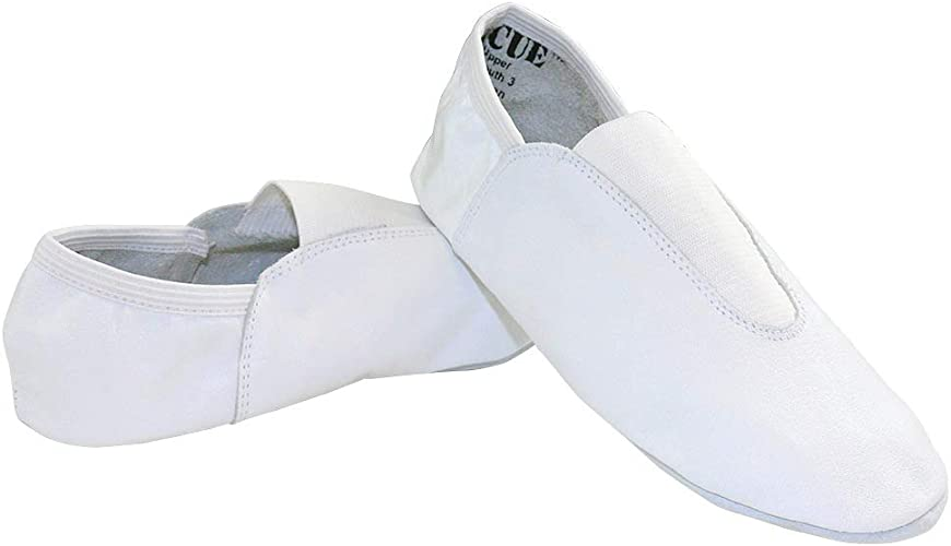 Danzcue Child Leather Gymnastic Shoes - Best For Jumping