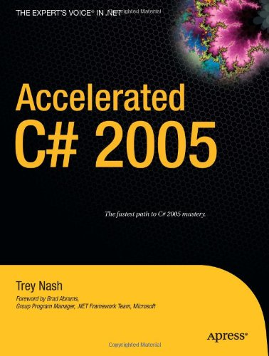 Download Accelerated C# 2005 pdf