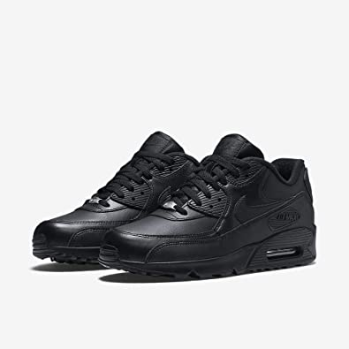 Nike Air Max 90 Leather Scarpe da Ginnastica Uomo Sneaker e scarpe ...