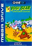 Yogi bear Cartoon capers - Megadrive - PAL