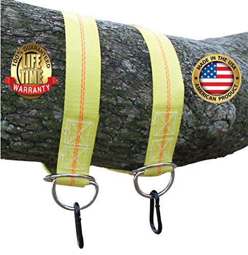 Safe T Swing Hanging Polyester Webbing Carabiners product image