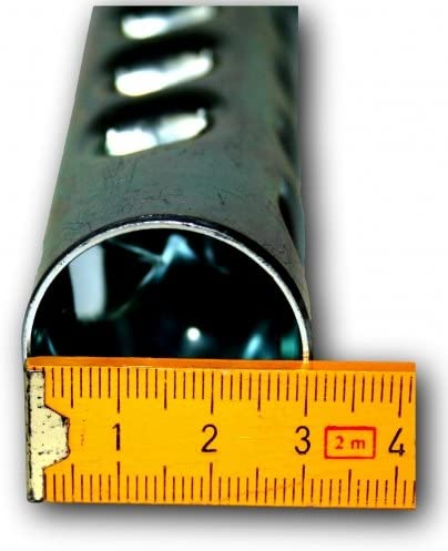 /Colector 36/mm x 206/mm universal de Db Killer para 1/1//2/pulgadas/