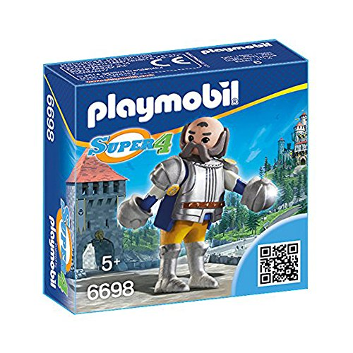 yal Guard Sir Ulf Figure Building Kit (Playmobil Guard)
