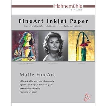 """Epson Fine Art Paper 340 g//m Grammage Textured 13/"""" x 19/"""" 96 Brigh Matte"""