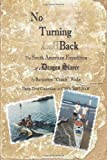 No Turning Back, Benjamin Wade, 0983352607