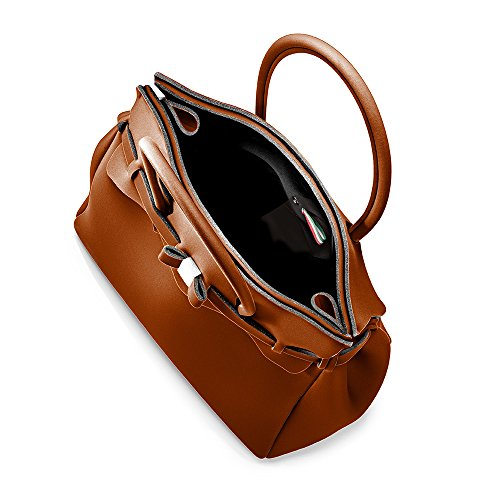 BORSA SAVE MY BAG - Dattero (Ruggine Metal/Metallic Rust)