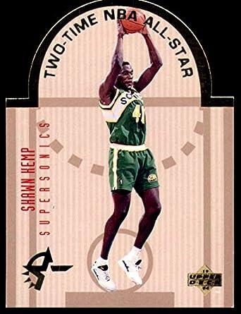 7d404657ce238 Amazon.com: 1993-94 Upper Deck Special Edition #W14 Shawn Kemp NM ...