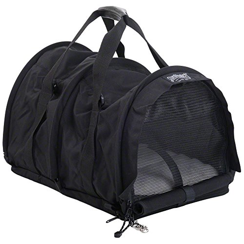 SturdiBag Pet Carrier, Large – Black