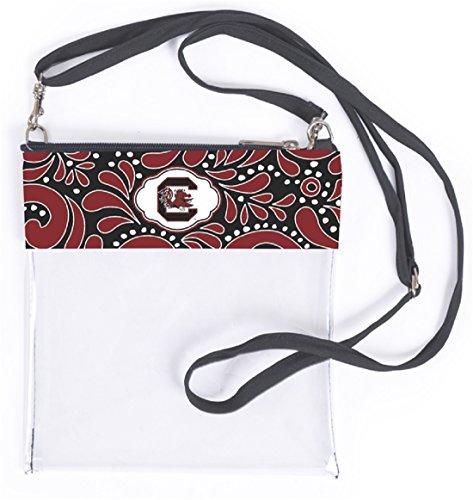 South Carolina Gamecocks Clear Gameday Crossbody Bag