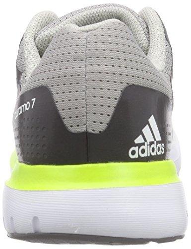 adidas Zapatillas Running 7 Duramo M Verde Gris de Multicolor Hombre Blanco qUxUgwHntr