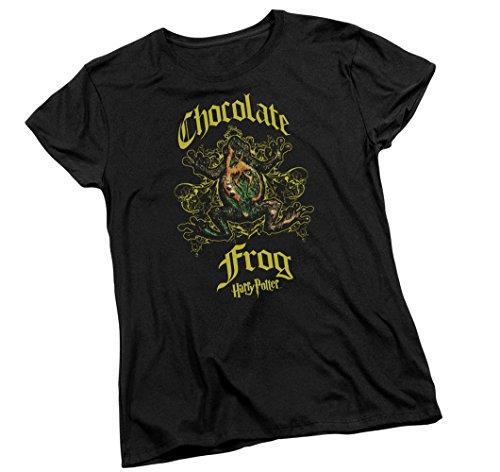 Chocolate Frog Emblem -- Harry Potter Women's T-Shirt, ()
