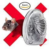 Mice, Rodent, Cockroach And Rat Repellent Ultrasonic Device - Best Humane Electronic Pest Control For Home (6)
