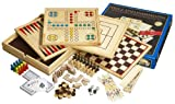 Philos 9960 Puzzle Wooden Game Collection 10, Multicolour