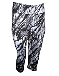 Ideology Women's Printed Cropped Leggings with Headband Gift Set