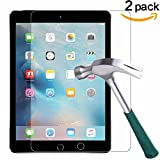TANTEK YYY23 iPad Pro 12.9 Screen Protector, Hd Clear, Anti Scratch