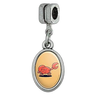 Amazon com: GRAPHICS & MORE Crab Dubstep Funny Humor Italian