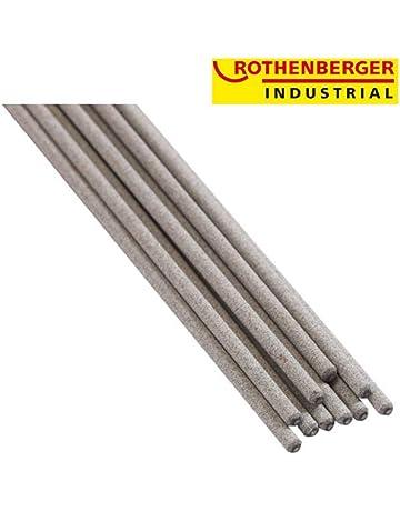 Rothenberger Industrial Stabelektrode aus Stahl Rutil, Roweld 708, Ø 1.5 x Länge: 300