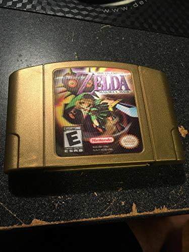 The Legend of Zelda: Majora's Mask - Collector's Edition (Renewed) (The Legend Of Zelda Majoras Mask Nintendo 64)