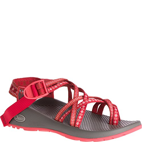 Chaco Women's ZX2 Classic Athletic Sandal Bloom Peach