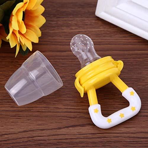 HRRH Alimentador de Alimentos para bebés Silicona ...