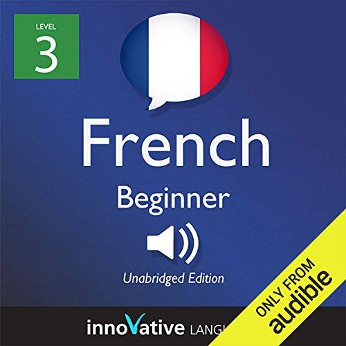 Learn French With Innovative Languages Proven Language System   Level 3  Beginner French  Beginner French  29