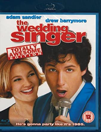The Wedding Singer Blu Ray