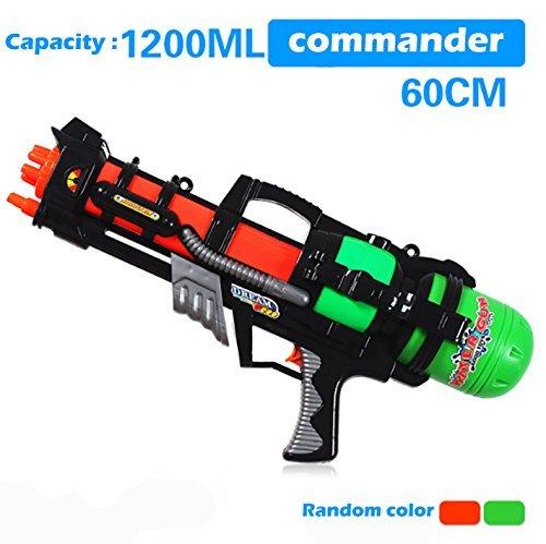 Huge Big Super Shoot Soaker Squirt Games Water Gun Pump Action Water Pistol 1200ML