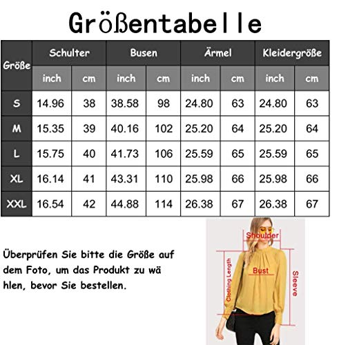 Manches Chic Uni Mousseline Manche Rond Costume Loisir De Top Chemise Col Qualit Bouffant Longues Mode Femme lgant Traditionnelle Chemise Bonne Marine Shirt Trendy Chic Volants Button Printemps pz8qPUUw