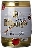 Partydose Bitburger Pils a 5,0 Liter Bier thumbnail