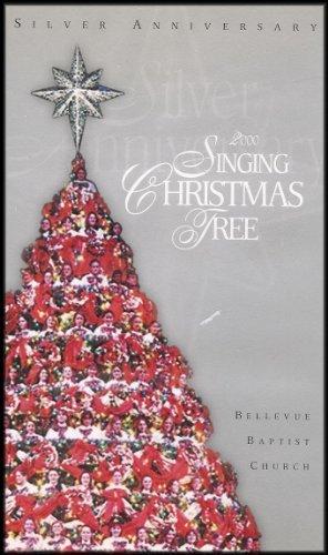 2000 Singing Christmas Tree [Silver Anniversary Edition] VHS VIDEO (Christmas Tree Singing Memphis)