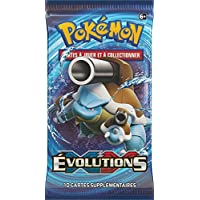 Asmodee - POXY1202 - Booster - Pokémon XY - 10 cartes