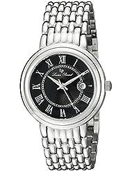 Lucien Piccard Womens LP-16539-11 Fantasia Analog Display Quartz Silver Watch