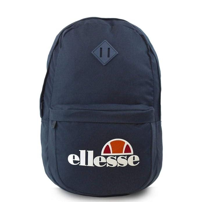 ELLESSE Allback Backpack Navy Schoolbag SHAY0541 Rucksack Ellesse Bags   Amazon.co.uk  Shoes   Bags b3b4828848449