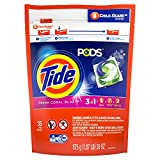 Health & Personal Care : Tide Pods Detergent, Coral Blast, 35 Count