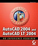 img - for AutoCAD 2004 and AutoCAD LT 2004: No Experience Required book / textbook / text book
