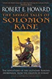 Front cover for the book The Savage Tales of Solomon Kane by Robert E. Howard