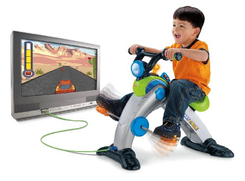 fisher price smart cycle - 6