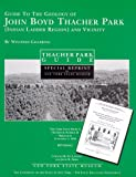 Guide to the Geology of John Boyo Thacher Park (Indian Ladder Region) and Vicinity, Winifred Goloring, 1555572049