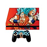 Cheap Sony Playstation 4 Premium Designer Limited Edition Console Skin DB + 2 Free PS4 Controller Skins + Bonus PS4 Lightbar Decals