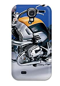 For Galaxy S4 Tpu Phone Case Cover Bmw Motorcycle