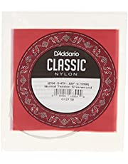 D'Addario J2704 Student Nylon Classical Guitar Single String, Normal Tension, Fourth String