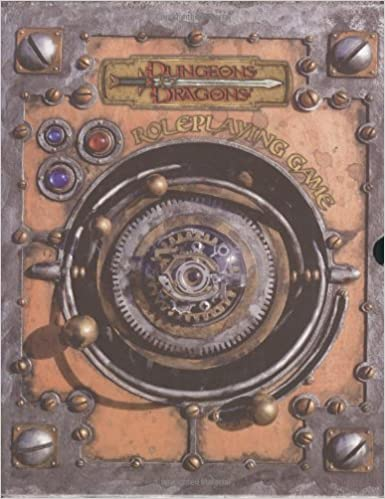 Dungeons & dragons v. 3. 5 core rulebook set (dungeons & dragons d20.