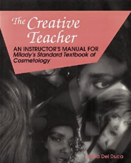 creative teacher an instructors guide for milady s standard rh amazon com Instructor Training Manual Textbook Instructor Manuals