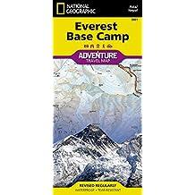 Everest Base Camp, Nepal (Adventure Map)