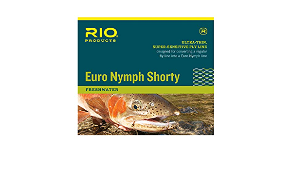 Rio Euro Nymph #2-5 Further Reduction